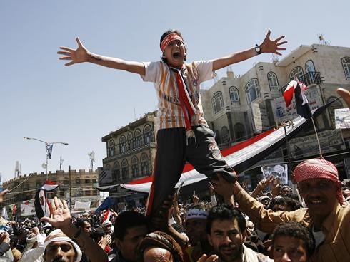 Le organizzazioni temono che l'esportazione olandese di armi determini un deterioramento della situazione dei diritti umani in Yemen. (Foto: samy qaid)