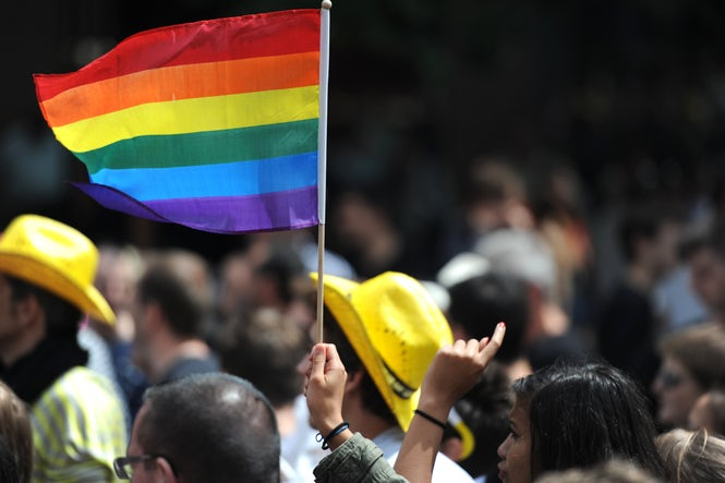 Many LGBTI people of faith are disappointed because they do not feel accepted where they worship.