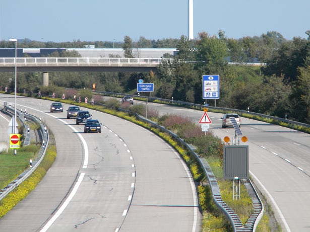 The Dutch tax services illegally collected location data of car drivers in the Netherlands for years using a large network of cameras along Dutch highways. (Image: Timon91)