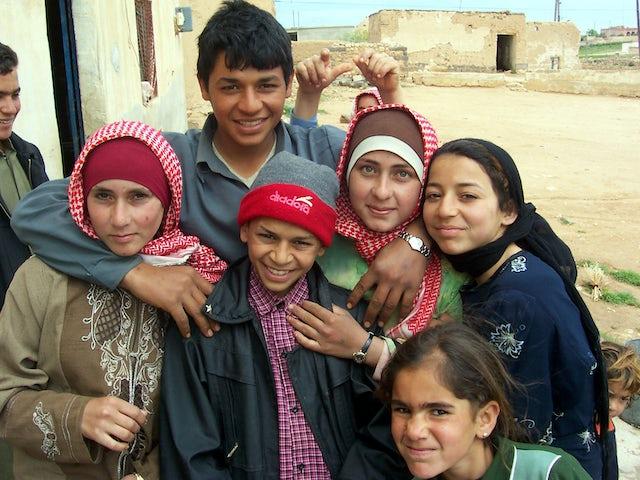Bedu children  aleppo  syria   1.jpg?ixlib=rails 0.3