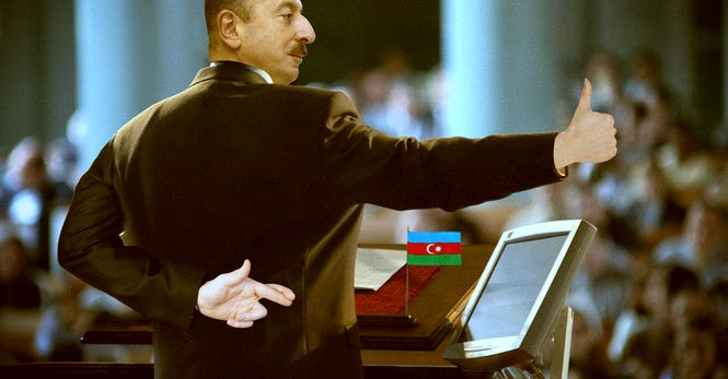 De raad van europa moet haar ogen openen met betrekking tot azerbeidzjan civil liberties - De geloofwaardigheid ...