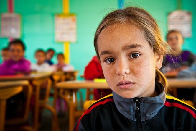 Las sanciones que prevé la nueva normativa son excesivamente duras y pueden provocar el incremento de la exclusión en los colegios. (Imagen: World Bank)