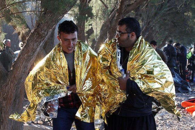 La ley sobre inmigración irregular dice que los italianos que ayuden a un migrante a entrar en Italia pueden ser multados o encarcelados (Imagen: Steve Evans - Flickr/CC content)