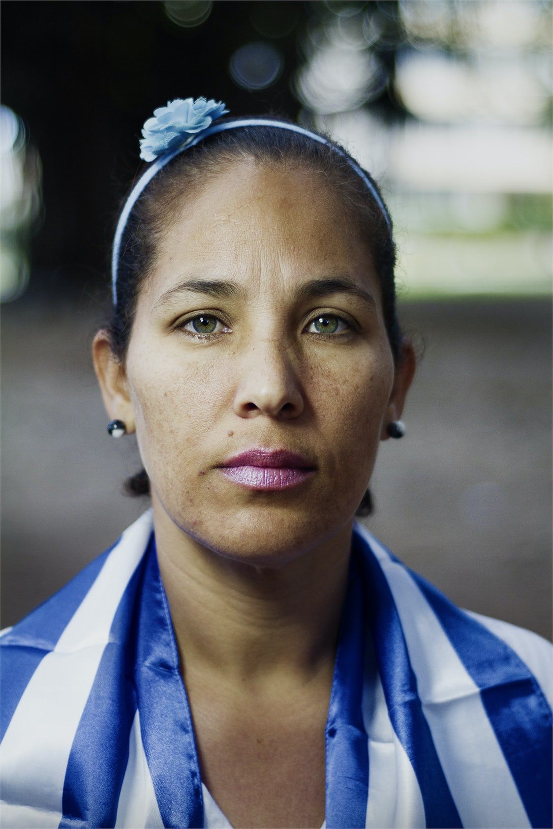 Lismeirys Quintana has been sentenced to six months in prison on politically motivated charges. Photo by Claudio Fuentes