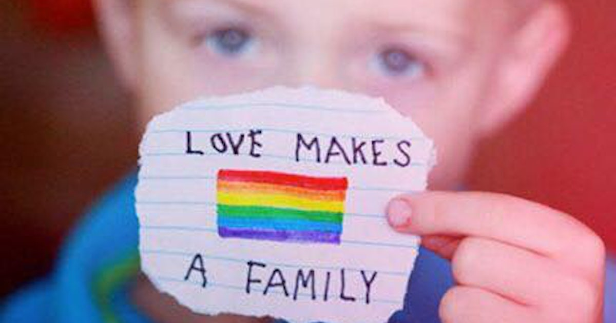 adopting children by same sex parent essay Research paper outline thesis: same-sex couples should have the legal right to adopt throughout the united states i intro a the best means for placing a child in a home is on a case by case basis 1.