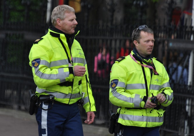 Efforts to diversify the Dutch police force have failed.  (Image: copsadmirer - Flickr/CC content)