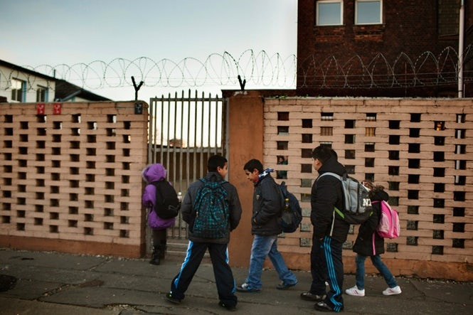 Roma students in the Czech Republic have long faced discrimination by the system and often end up in school for children with mental disability. (Image: Open Society Foundations)