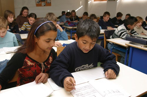 The new amendment to the Education Act brings hope for equal access to education for Roma children.