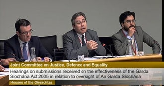 Mark kelly and walter jayawardene address oireachtas justice committee on 14 may 2014. also pictured des hogan of ihrc.jpg?ixlib=rails 0.3