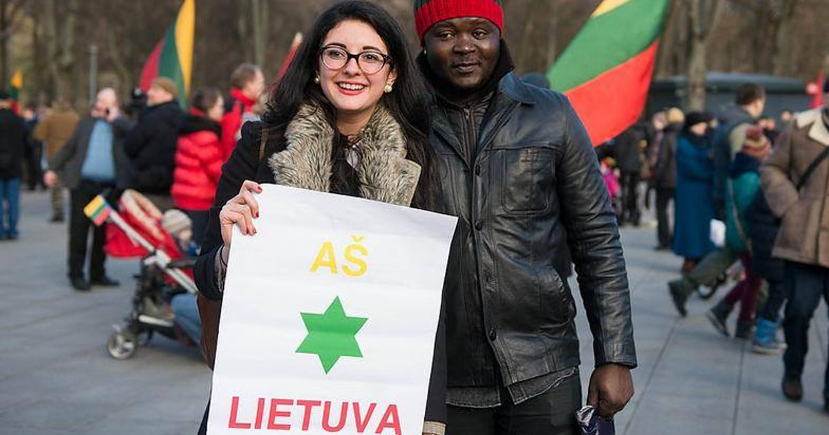Fewer People Marched With Lithuanian Nationalists This ...