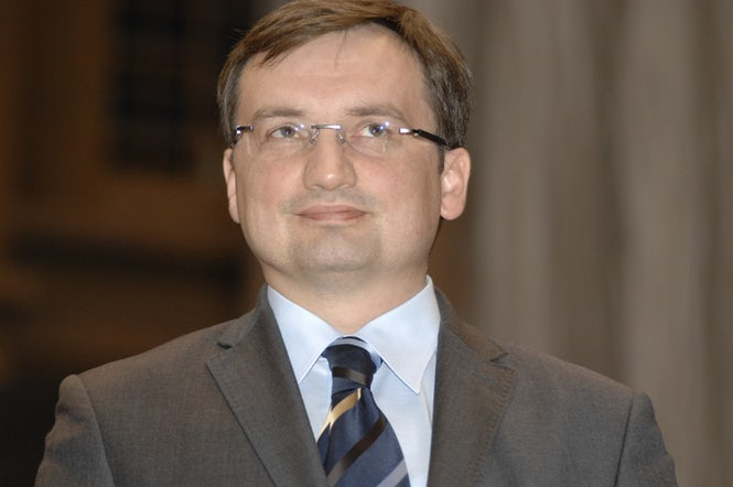 Poland's justice minister, Zbigniew Ziobro, finds his powers greatly expanded under the proposed amendment.