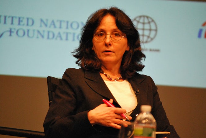Dubravka Simonovic, the UN Special Rapporteur on violence against women, said that Croatia faces many challenges in the fight against violence. (The Leadership Conference - Flickr/CC content)