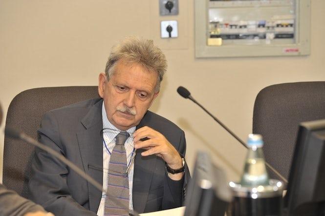 """Vienas """"Antigone"""" įkūrėjų ir buvęs organizacijos pirmininkas Mauro Palma tapo pirmuoju visos Italijos sulaikytųjų teisių apsaugos ombudsmenu.  (Nuotrauka: Antigone)"""