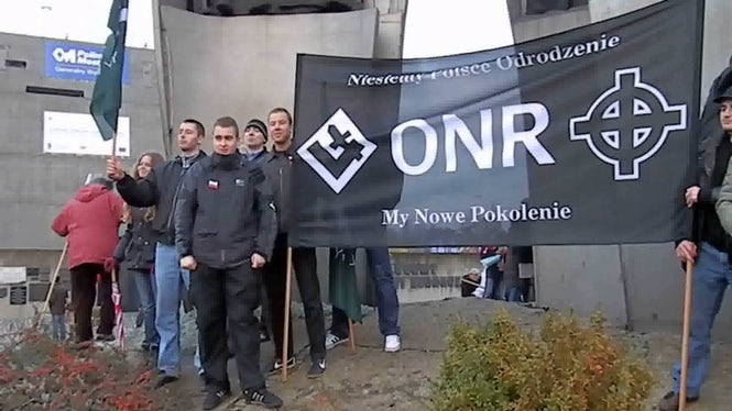 The far-right ONR has called for Dr. Bodnar's dismissal as the national ombudsman.