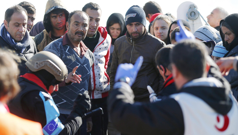 Europejscy liderzy myśleli, że umowa z Turcją zniechęci uchodźców do podjęcia próby wkroczenia do UE.