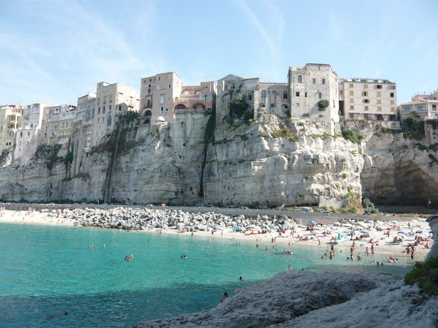 Calabria is well known for its beaches and other coastal attractions.