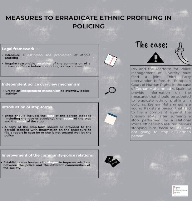Solutions to the Use of Racial Profiling by Police :: Civil